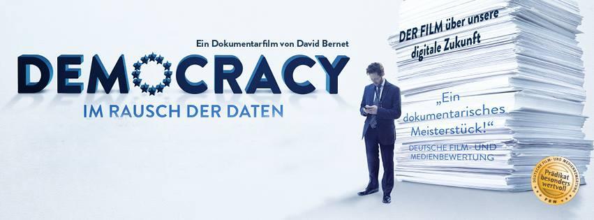 DEMOCRACY – der neue Film von David Bernet